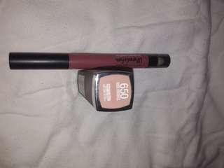 Maybelline Lip Bundle LAST PRICE