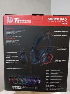 TT Sport Shock Pro Gaming Headset