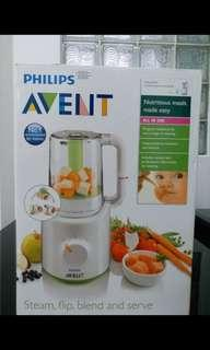 Philips Avent Blender & Steamer