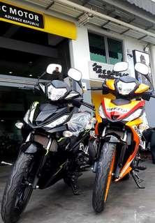 NEW HONDA RS150 FOR SALE - OCTOBER  PROMOTION