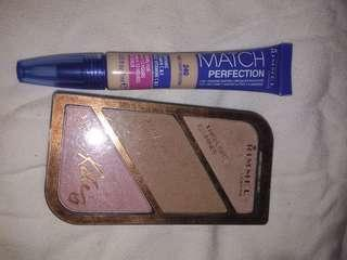 Rimmel Kate Sculpting Pallette and Concealer Bundle LAST PRICE