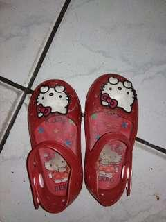Sepatu anak uk 21