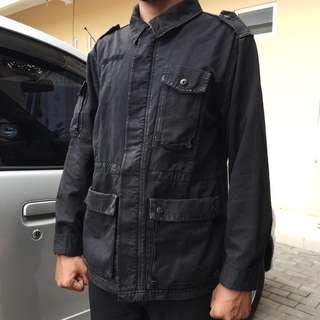 M65 Parka Back Number