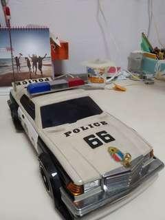 Police Toy car