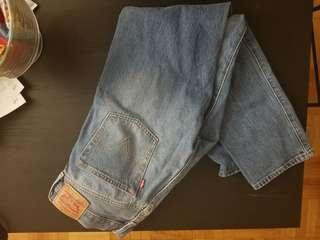 Levis 501 Boyfriend jeans