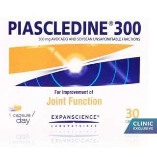 PIASCLEDINE 300mg AVOCADO & SOYBEAN UNSAPONIFIABLE FRACTIONS