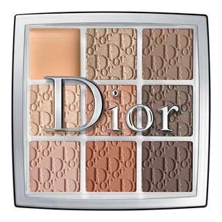 Dior Backstage Eye Palette 001 Warm Neutrals RRP RM$202