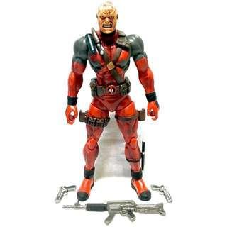 🚚 Diamond Marvel Select Deadpool AF (Unmasked Variant)