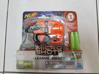 Nerf Micro Shoot Series 1 ZombieStrike HammerShot