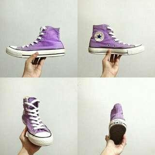 CONVERSE CT Hi Purple