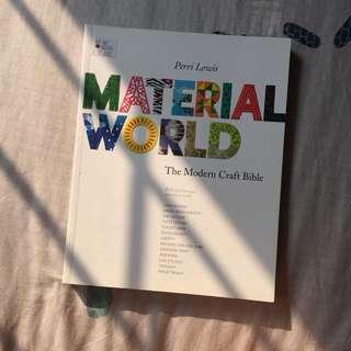 Material World - Buku Craft
