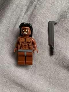 Lego Lurtz Minifigure from Lord of the Rings / Hobbit