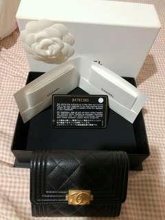 🚚 今年5月買的,盒子還是限量白色款原價36900~是在chanel總店巴黎買的