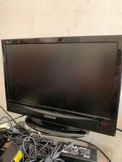禾聯 高畫質22吋液晶電視