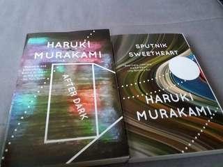 Brand New Haruki Murakami Books