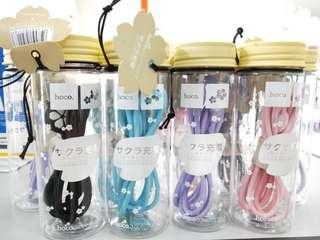 Hoco Sakura USB Cable Buy 1 Free 1