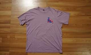Uniqlo Asian Games T-shirt Kaos pink