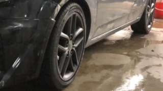 "Original Kia Koup 17"" Rims"