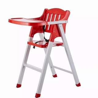 🚚 兒童折疊餐椅
