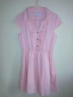 Nego dress pink charlotte russe