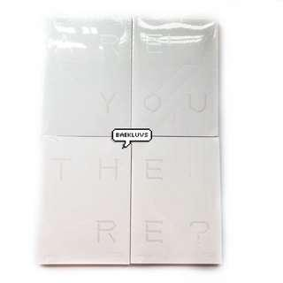 [SEALED INSTOCKS / W POSTER] Monsta X Are You There?