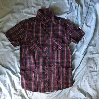 BENCH Button down