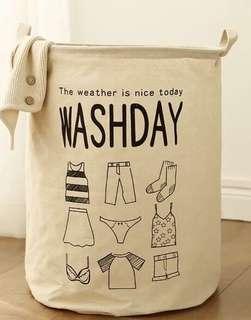 🚚 Laundry Basket