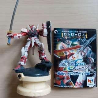 高達 mobile suit gundam Seed MSV 盒蛋 - MBF P02