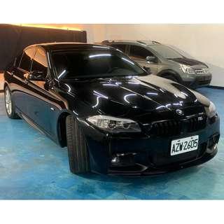 正2010年 總代理頂級版 BMW530D 3.0柴油六缸 實車實價只賣98.8萬!!非自售一手車