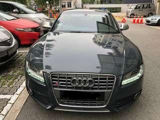 Audi A5 3.2A