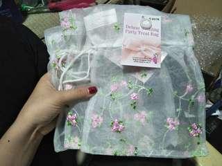 Wedding special organza bag