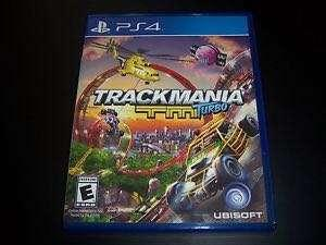 Trackmania Turbo - ps4 racing game