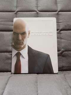 PS4 HITMAN (THE COMPLETE FIRST SEASON) Steelbook Edition