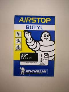 """Michelin Airstop Butyl 26"""""""