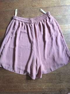 Uniqlo Chiffon shorts
