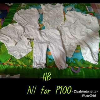 Nb set for p100