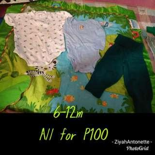 6-12M for Baby Boy