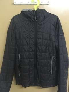 Quechua Forclaz Winter Jacket - Black