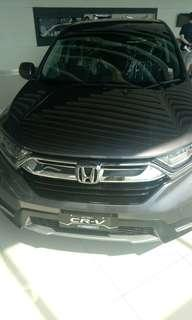 Crv turbo prestige ready stok