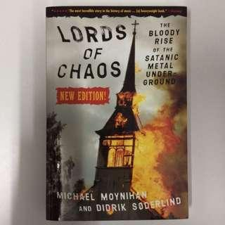 ⭐️ LORDS OF CHAOS New Edition