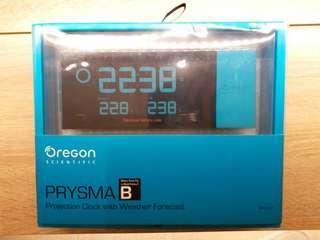 PRYSMA G 天氣預報投射鐘