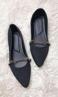 Doll Shoes with chain