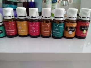 [All for Rm80] Used Young Living Essential Oils