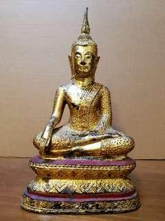 Old Ratanakosin Buddh *Items Sold Are Non-Returnable & Refundable.