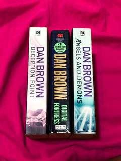 Dan Brown Book Bundle