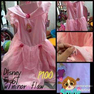 Princess Aurora Costume 5-6T