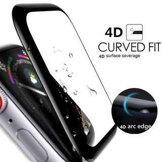Apple Watch Series 4 Screen Protector Tempered Glass 9H HD