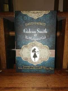 Gideon Smith & The Mechanical Girl