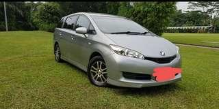 Toyota Wish 1.8 for sale