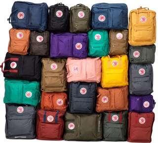 🚚 kanken classic backpack